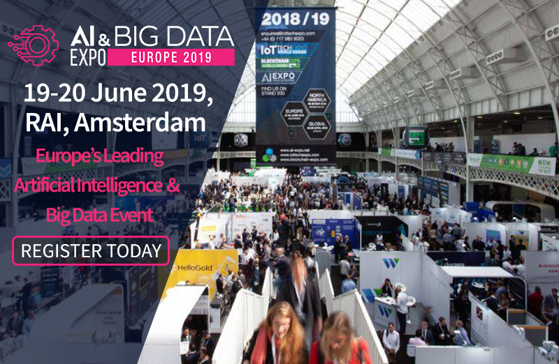 AI & Big Data Conference & Exhibition Event | AI Expo Europe 2019