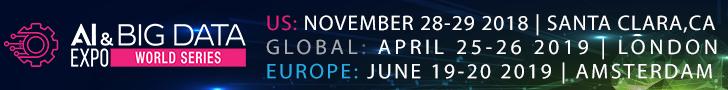 AI & Big Data World Series Dates 2018-2019