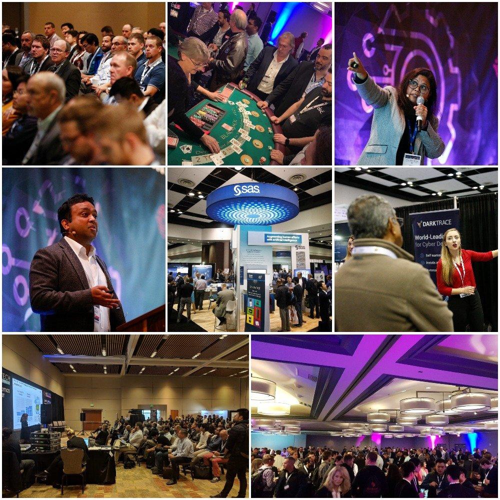 AI & Big Data Expo North America 2018 Highlights - AI & Big Data